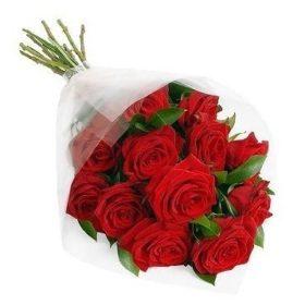 Букет з тобою 11 троянд