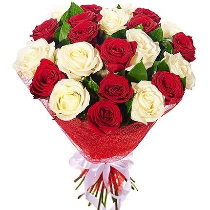 "Букет ""Спокуса"" троянди"