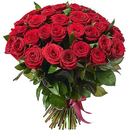 51 червона троянда фото