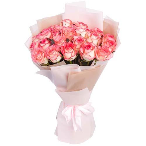 """букет 25 троянд """"Джумілія"""""""