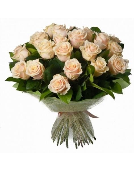 фото 33 кремові троянди