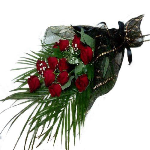 Траурні квіти фото