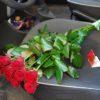 "Букет 11 троянд ""З тобою"" фото"
