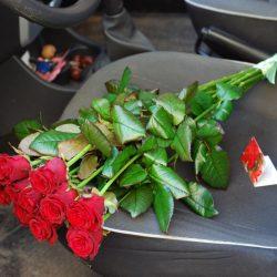 Букет 11 троянд