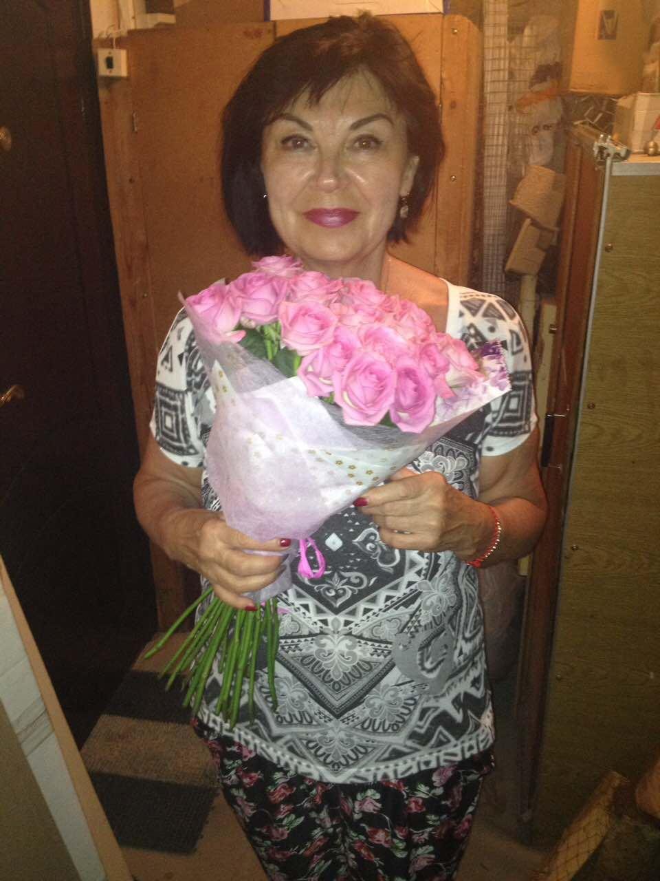 фото Квіти на день матері у Вінниці