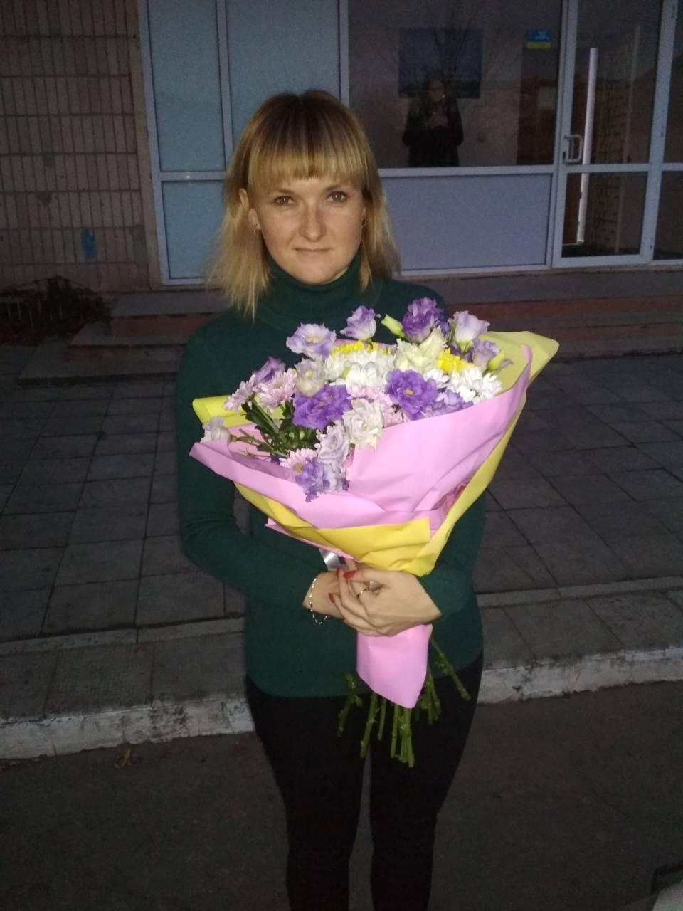 Магазин квітів у Вінниці