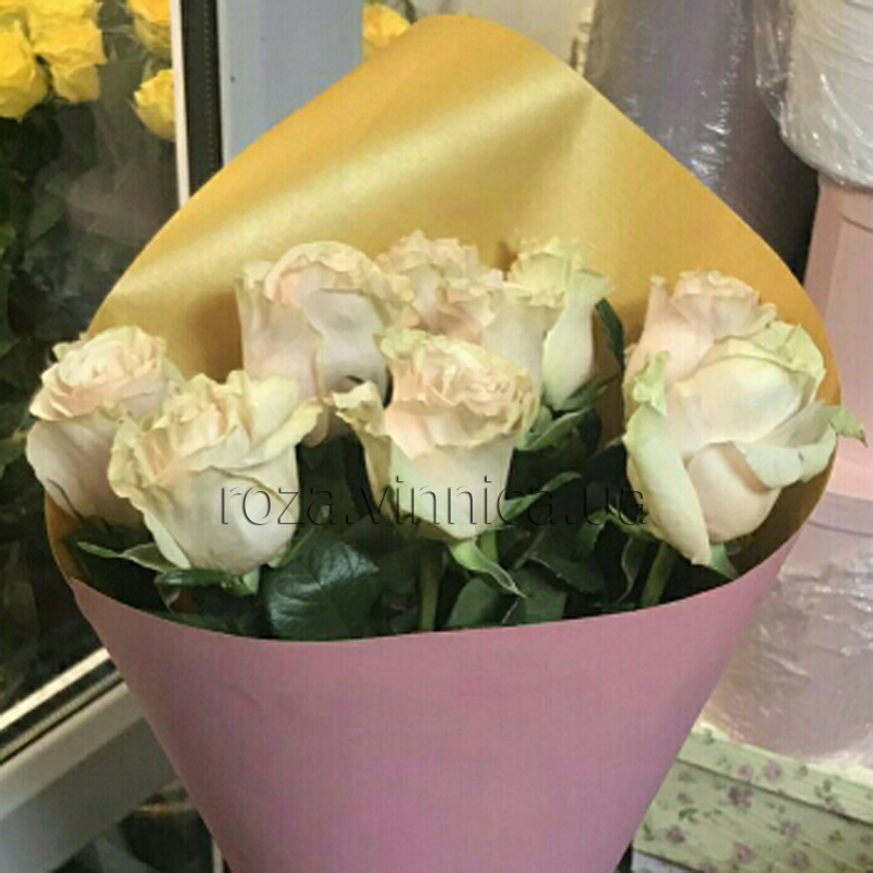 Доставка квітів у Вінниці