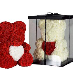 Ведмедик з троянд товар