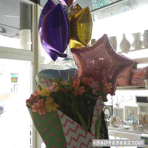 КАРТИНКА квіти з доставкою у Житомирі