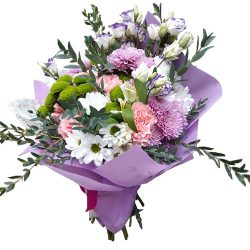 """Букет """"Прекрасне"""" мікс квітів"""